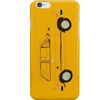 Yugo — The Worst Car In History iPhone Case/Skin