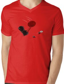 Fly trap Mens V-Neck T-Shirt