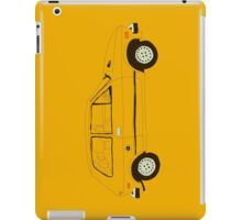 Yugo — The Worst Car In History iPad Case/Skin