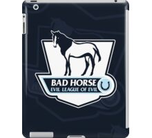 Premier League of Evil iPad Case/Skin