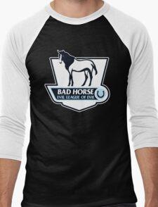 Premier League of Evil Men's Baseball ¾ T-Shirt