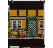 Bicycles of Aero 4 iPad Case/Skin