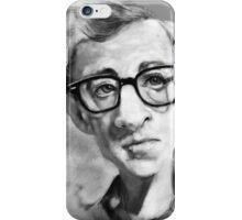Woody Allen iPhone Case/Skin