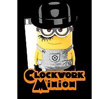 Clockwork Minion Photographic Print