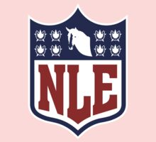 National League of Evil Baby Tee