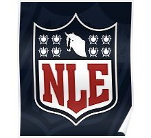 National League of Evil Poster