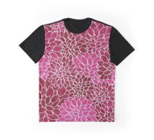 Floral Abstract #26 Graphic T-Shirt