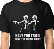 IT crowd fiction Classic T-Shirt