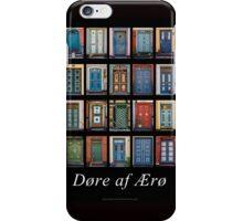 Doors of Aero iPhone Case/Skin