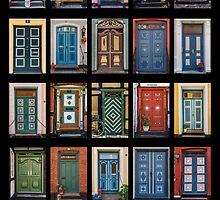 Doors of Aero by Quattrophoto