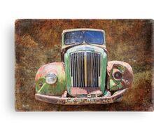 Morris Commercial Canvas Print
