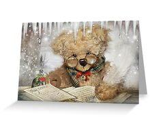 Dear Santa…I've been thinking Greeting Card