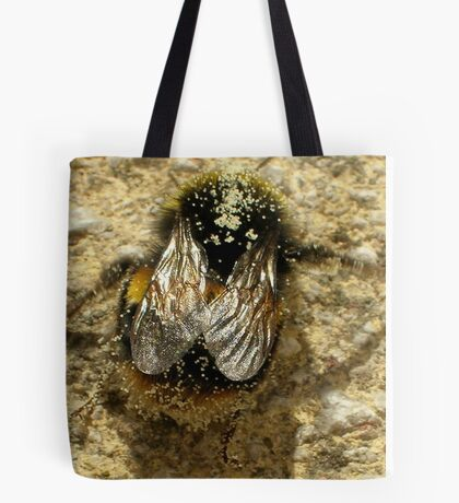 Bumble-Bee Wings Tote Bag