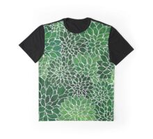 Floral Abstract #23 Graphic T-Shirt