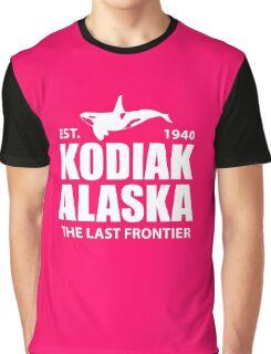 Kodiak Alaska The Last Frontier  Graphic T-Shirt