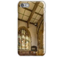 St. James church-corner view iPhone Case/Skin