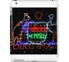 Merry Aussie Christmas iPad Case/Skin