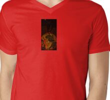 weight of the world Mens V-Neck T-Shirt