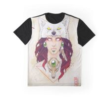 Mononoke Graphic T-Shirt