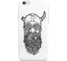 Old Viking iPhone Case/Skin