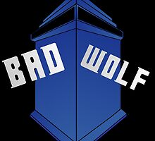 Bad Wolf Bruh by ThePeacockMan
