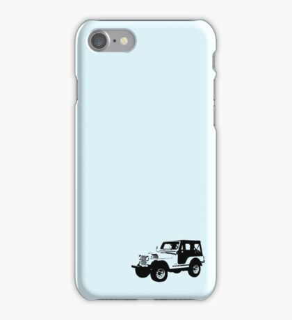 Teen Wolf - Stiles' Jeep iPhone Case/Skin