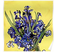 Iris by Vincent Poster