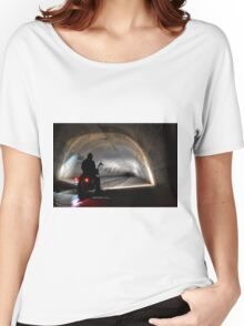 Rider On The Storm... Women's Relaxed Fit T-Shirt