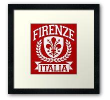 Firenze, Italia Framed Print