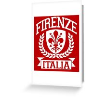 Firenze, Italia Greeting Card
