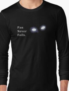 Once Upon a Time - Pan Never Fails. Long Sleeve T-Shirt
