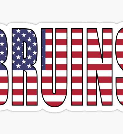 Bruins Sticker