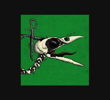 Scissor Crow Unisex T-Shirt
