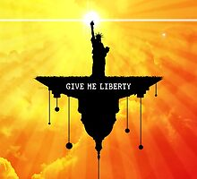 Give Me Liberty by morningdance