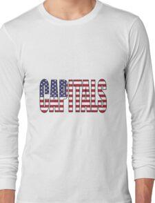 Capitals Long Sleeve T-Shirt