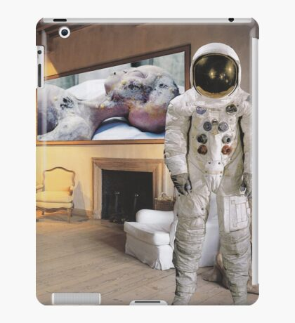 """""""Living with the Lie"""" iPad Case/Skin"""
