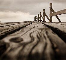 Lossiemouth pier by Matthew Gordon