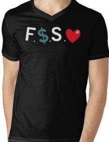 J.Cole / Fuck Money Spread Love Mens V-Neck T-Shirt