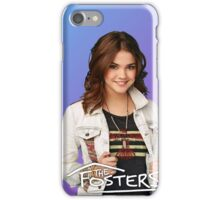 MAIA MITCHELL (The Fosters) iPhone Case/Skin