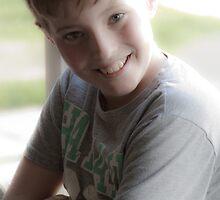 Nathan age 9 by Matthew Gordon