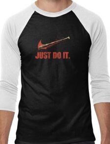 Negan Just Do It Men's Baseball ¾ T-Shirt