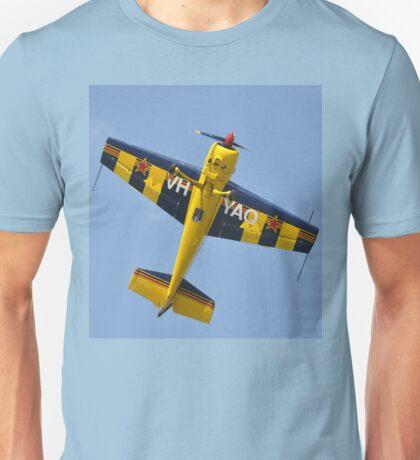 Kempsey Air Show, Australia 2016-Yak-54 VH-YAQ Unisex T-Shirt