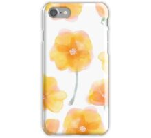 Patterns Everyday | Buttercup Field iPhone Case/Skin