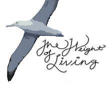 Weight Of Living Albatross by addielion