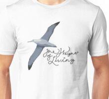 Weight Of Living Albatross Unisex T-Shirt