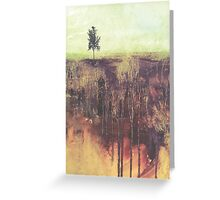 Deeply rooted Greeting Card