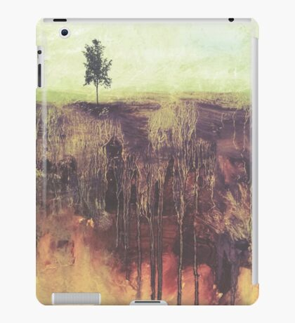 Deeply rooted iPad Case/Skin