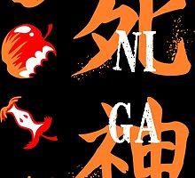 Tshirt Shinigami - Tshirt Manga by Cidelacomte