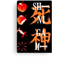 Tshirt Shinigami - Tshirt Manga Canvas Print