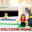Welcome Home by Matt Simner